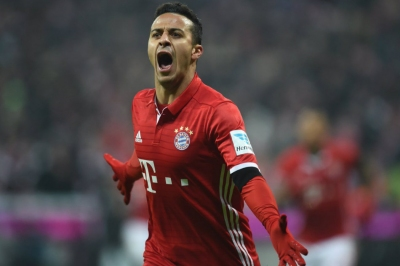 Manchester City in hunt for Thiago
