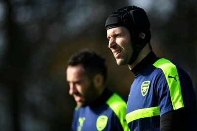 Cech: Ospina to start EFL Cup final