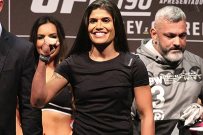 Aguilar vs Souza pulled from UFC Austin main card