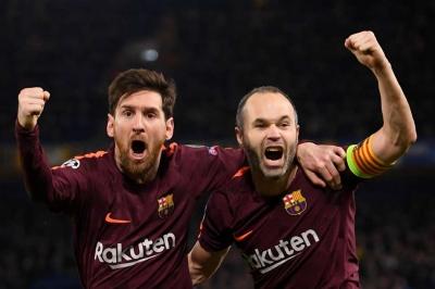 Report: Chelsea 1 Barcelona 1