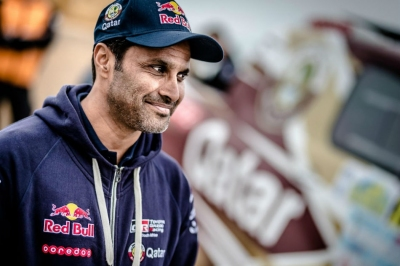 Al Attiyah ready for cross country rally title defence