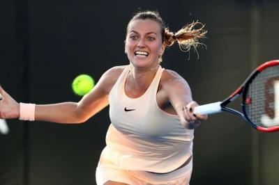 In-form Petra Kvitova withdraws from Dubai Tennis Championships