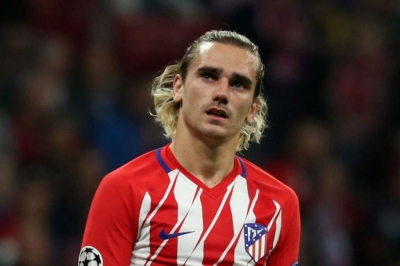 Griezmann open to Man United move?