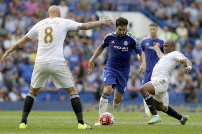 Fabregas is hopeful of playing in WC