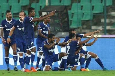 Chennaiyin pip Goa to make final