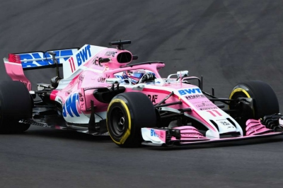 F1 2018 Pre-Season: Force India