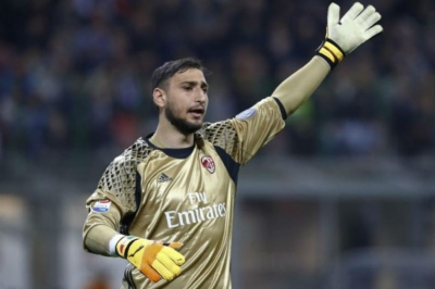 Chelsea want Donnarumma to replace Courtois