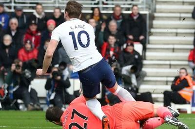 Harry Kane pledges speedy return