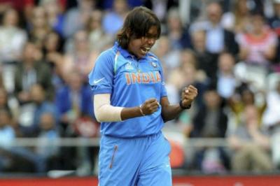 Jhulan back after injury lay-off