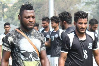 Mohammedan SC vs Jamshedpur 'B' in Div 2