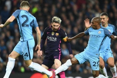 City: No chance of signing Messi