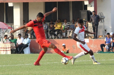 Mizoram stun Goa in Santosh Trophy