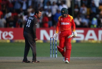 ICC fines Rohan Mustafa, Sean Williams