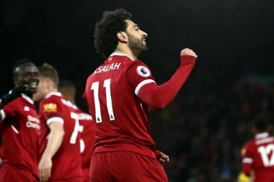 Inspirational Salah nets four as Reds bounce back