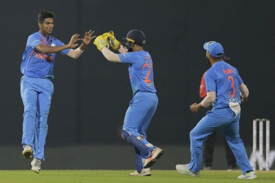 5th T20I: India register easy win over Bangladesh
