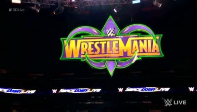 Wrestlemania main event to change?