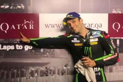 Zarco grabs shock Qatar MotoGP pole