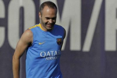 I've already decided: Iniesta on future