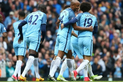 City players react to title triumph