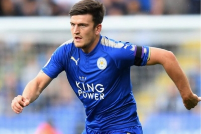 Mourinho targets Leicester's Harry Maguire