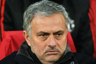 Mourinho fuming after defeat
