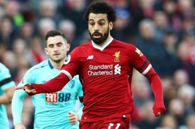 Klopp lauds 40-goal Salah