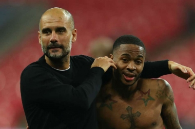 Pep: Sterling can be among the best