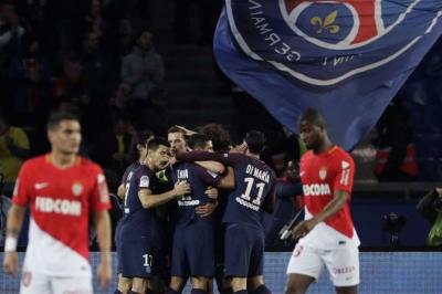 PSG wrap up Ligue 1 title