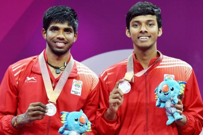 After CWG, Satwik-Chirag now eye Thomas Cup