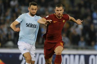 Lazio hold Roma in derby draw
