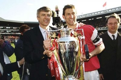Wenger's best moments at Arsenal