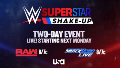 Possible changes at superstar shakeup