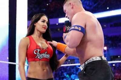 Cena-Nikki announce break up