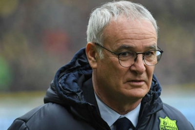 Claudio Ranieri to leave Nantes