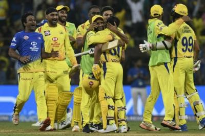 IPL 2018: Twitterati hail CSK