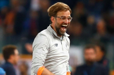 Klopp rejects underdogs tag