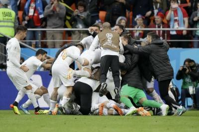 Uruguay Vs Saudi Arabia: Live Updates
