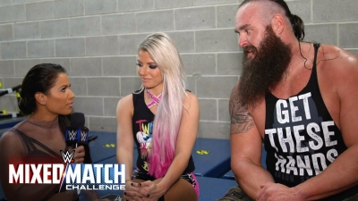 Strowman to save Summerslam main event