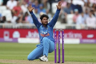 Kuldeep Yadav wants Test berth