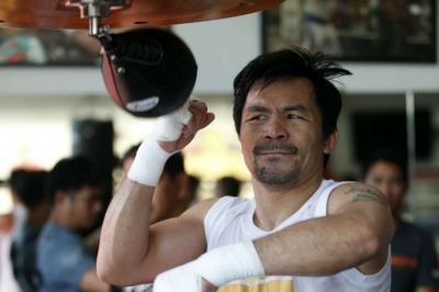 Pacquiao not scared of Matthysse