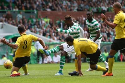 Celtic 3 Alashkert 0 (6-0 agg)