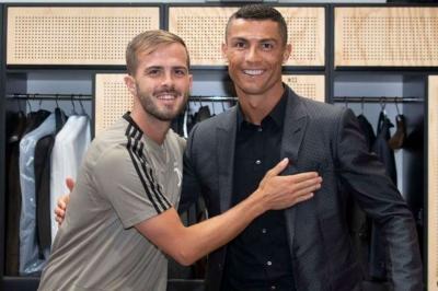 Pjanic hails Ronaldo arrival
