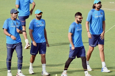 'India can cope Bhuvi & Bumrah absence'