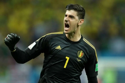 Chelsea, Madrid agree Courtois deal