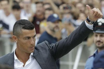 Costa hails brilliant Ronaldo