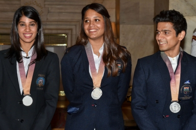 Squash players assure India 3 medals
