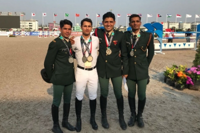 Embassy Group proud of medals