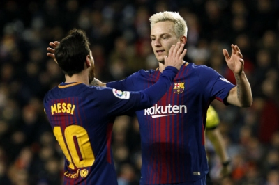 Ligue 1 duo interested in Rakitic