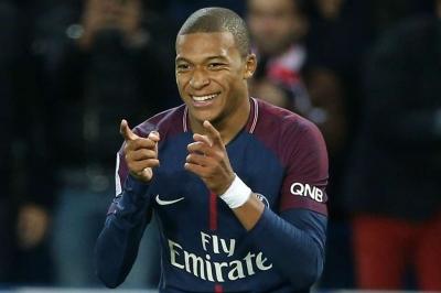Mbappe returns to PSG training