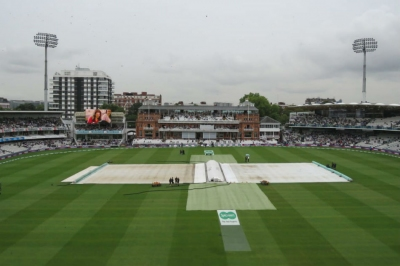 2nd Test: Rain washes out Day 1